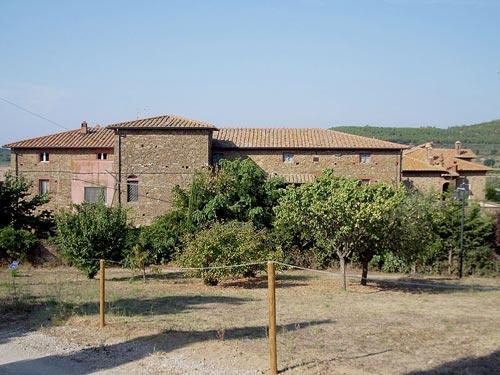 Il paese di pian di rocca castiglione della pescaia for Piani di fattoria classici